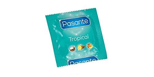 Pasante Healthcare Limited Kondome mit Geschmack Tropische