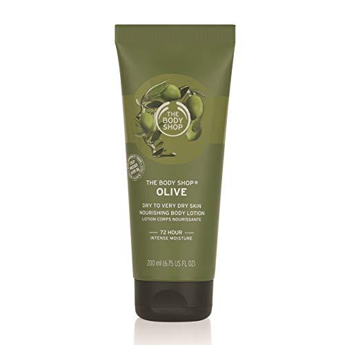 The Body Shop Olive Nourishing Body Lotion, 6.75 Fl Oz