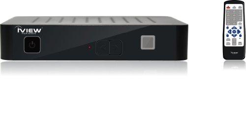 iView-3000STB Digital Converter Box (Black)