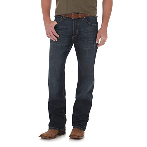 Wrangler Relaxed Fit 20X Jeans Appleby 34 34 Nevada