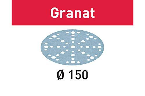 FESTOOL 575160STF D150/48P60GR/50Schleifscheiben, Stahl Grau, von 50Stück