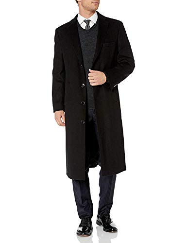 Top 10 Best Mens Full Length Wool Overcoat Comparison
