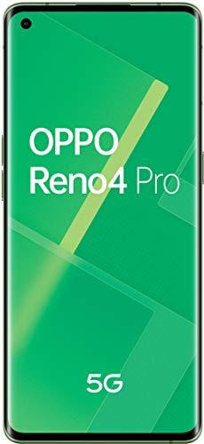"""Oppo Reno 4 Pro 5G – Pantalla de 6.5"""" (180 Hz de pantalla, 12/256Gb, Snapdragon"""