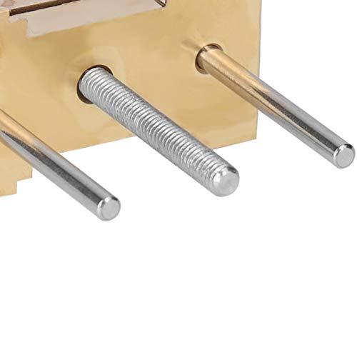 Abrazadera de movimiento de reloj, herramienta de reparación de relojes profesional con caja de almacenamiento para hacer joyas para uso artesanal