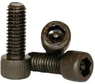 Hex Socket Drive Shoulder=1//4 #10-24 X 1//2 250 pcs Plain Unbrako Shoulder Screws Alloy Steel