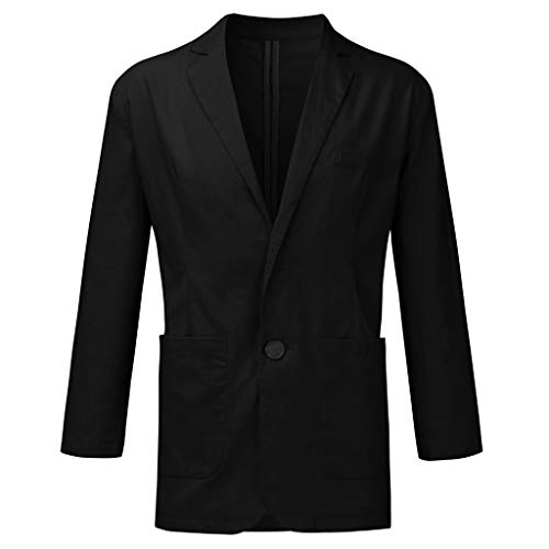 Blazer herenkostuum, kostuumjurk voor mannen, blazer, rekbaar, casual, lange mouwen, jas, truien, jas