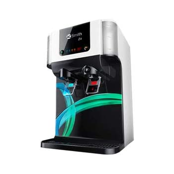 A.O.Smith Z1 UV 10 Litre Wall Mountable , Table UV Black 10 Litre Water Purifier, suitable for less than 200 TDS