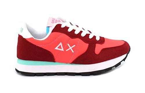 SUN 68 Sneaker Z19201 96 Corallo Ally Solid Nylon Taglia 41 - Colore Corallo