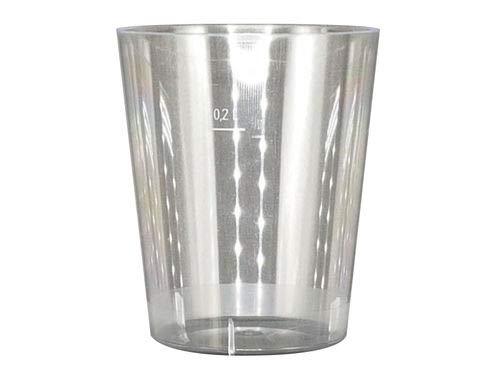 Vaso Plástico Rígido 300cc 30 Unidades