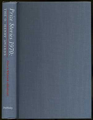 Prize Stories 1970: The O. Henry Awards - Book  of the O. Henry Prize Collection