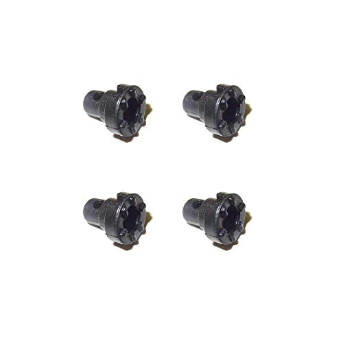 Gaggia (996530036551) 4301007000 Black Crema Filter Pin (1 x 4 Pack)