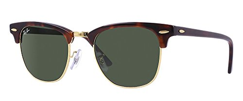 Ray-Ban RB3016 Clubmaster Sunglasses 49mm