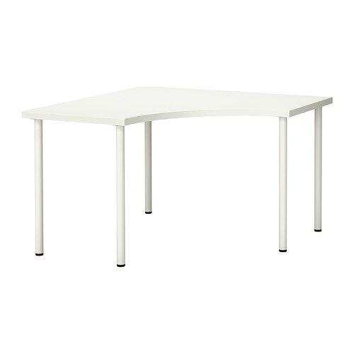 IKEA Corner Table, White 102020.1185.3022 (Kitchen...