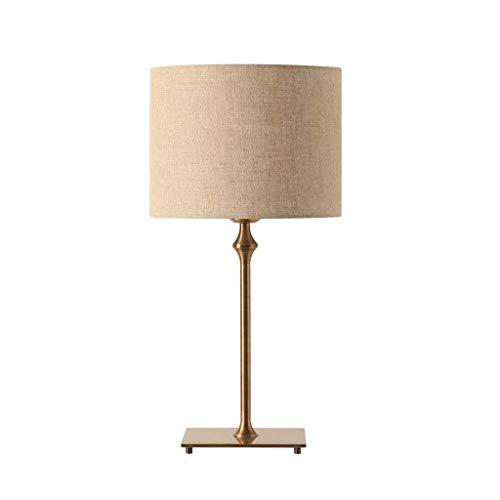 FFLJT la era de la lámpara de mesa Arte ligero de casa Los niños mesa de la sala de la lámpara de la personalidad romántica boda de la luz de la boda habitación simple y cálido lámpara de cabecera