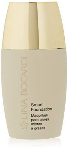 Lina Bocardi, Base de maquillaje (Piel mixta, Tono 02) - 3 de 3 gr. (Total 9 gr.)