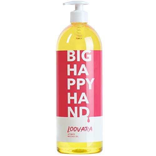 huile de massage erotique