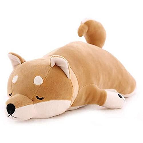 Ibcwna 30 Pulgadas Tienda Flousado Llenado Perro Animal Pillow Almohada para niños Sueño Cómodo Cojín Soft Peluche Toys
