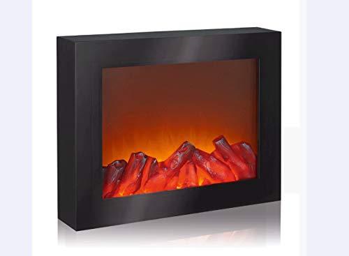 EASYmaxx 03422 - Chimenea LED de pared, chimenea...