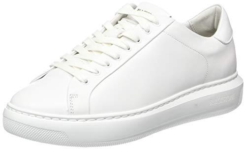Blackstone Damen TW90 Sneaker, White, 40 EU
