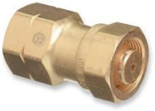 Western Enterprises 317 Brass Cylinder Adaptors, CGA-520