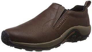 Merrell Jungle Moc Black Slate Leather