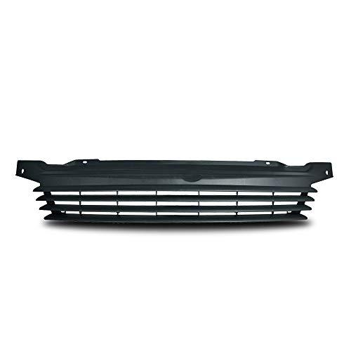 JOM 7D0853653OE Kühlergrill ohne Emblem, schwarz