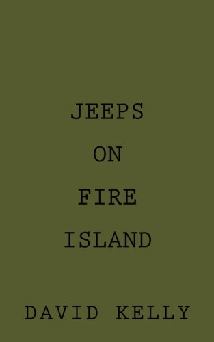 Jeeps on Fire Island