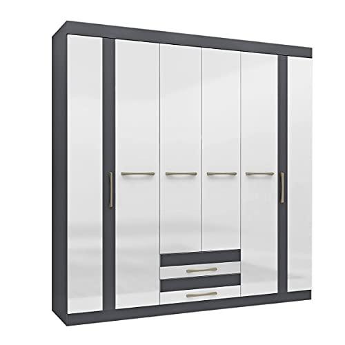 armario ropero blanco de la marca KINGSMAN