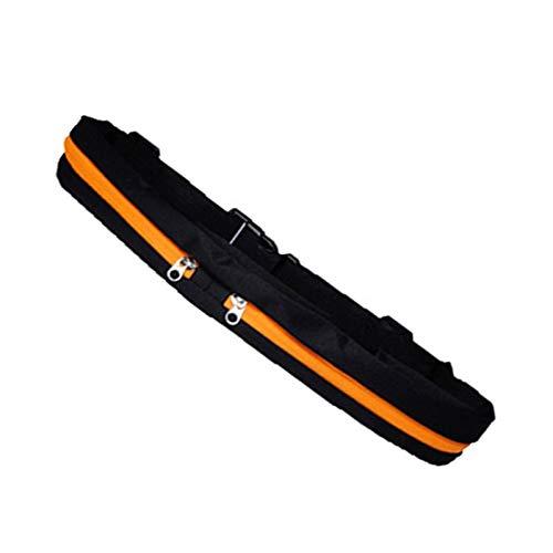 Bolsa de deporte impermeable que corre la cintura de la cintura para correr deportes portátil al aire libre dinero teléfono antirrobo paquete (Color : 07(A little bigger))