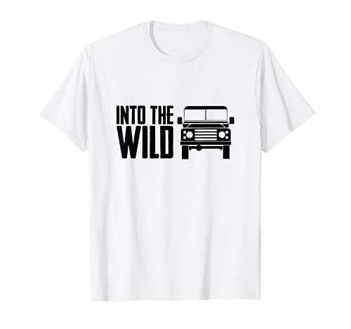 Defender D110 4x4 Offroad Geschenkidee T-Shirt