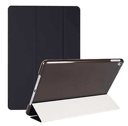 Cover ipad, Custodia ipad 10.2, Cover ipad 8 generazione 2019/2020 / 10,2 pollici 7a / 8a generazione Custodia Tablet(nero)