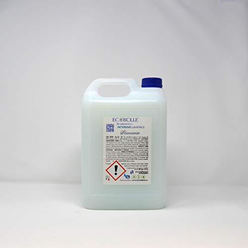 ECOBOLLE Lavatrice Sbiancante Concentrato Super Profumato (20 kg)