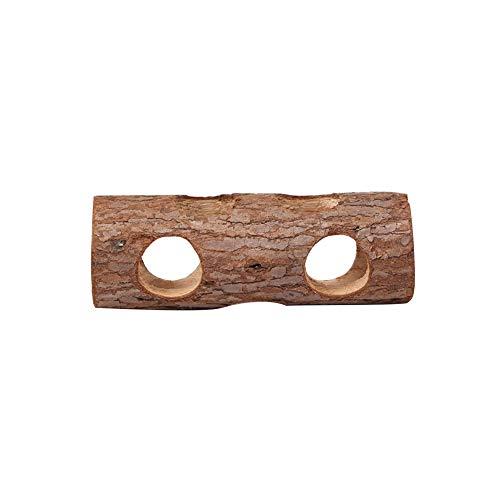 Cuigu Baby Anneau de dentition en forme de lapin avec anneau de dentition en bois naturel Anneau de dentition pour enfants Jouet /à m/âcher pour b/éb/é