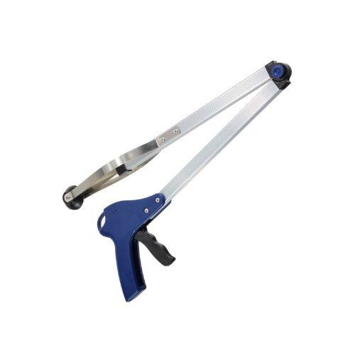A di FamilyMall Pinza Manuale/GREIF Arm/greifzange con braccio lungo, pieghevole blu