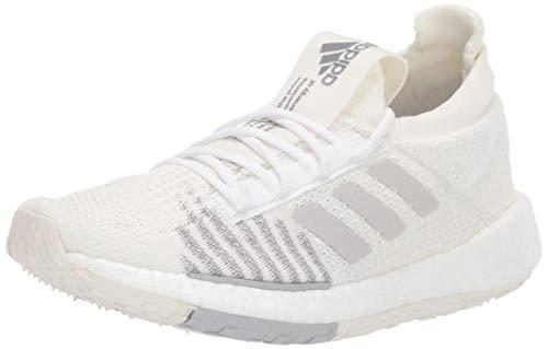 adidas Originals Herren PulseBOOST HD Laufschuh, White Grey Grey, 36 EU