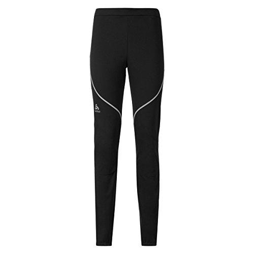 Odlo Muscle Light Pantalon Long pour Femme Noir Taille XXL