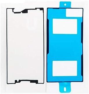 Xperia Z5 Compact Z5mini SO-02H 液晶パネル 背面パネル 接着テープセット フロントパネル+バックパネル 両面テープ