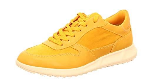 Tamaris Damen 1-1-23625-25 Sneaker, gelb, 40 EU