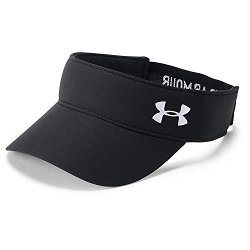 Under Armour Women's Links Visor 2.0, Black...