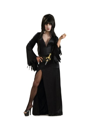 Male Elvira Adult Costume