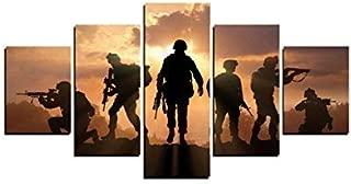 Best soldier wall art Reviews