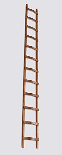 Dachdeckerleiter aus Holz 10 Sprossen - 33120