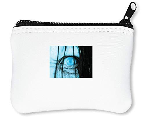 Samara Morgan is Watching You Reißverschluss-Geldbörse Brieftasche Geldbörse
