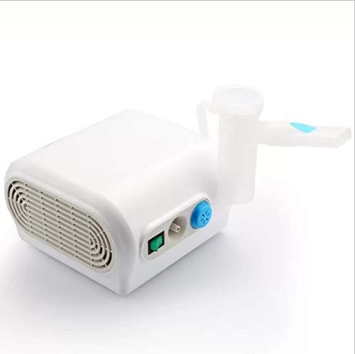MAQRLT Persönlicher Kompressor, Kinder Tragbare Asthma Salbutamol Maske mit Bronchitis Rhinitis hildren Pflege Inhale, Luftbefeuchter Respirator Vaporize