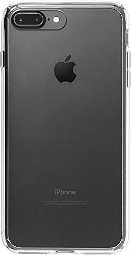 AmazonBasics Clear Case for iPhone 7...