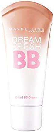 Maybelline New York Dream Fresh 8-in-1 BB Cream 30 ml, Dark