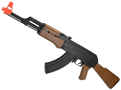 Evike - CYMA Airsoft LPAEG AK Full Size Low Power AEG Rifle (Model: AK47 Standard)