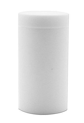 HuanyuRecipiente del tanque del forro del recipiente revestido de teflón PTFE para el reactor de autoclave de síntesis (100 ml, 1)