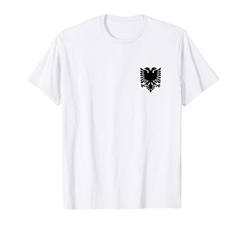 Albanischer Adler Shqiponja Design - Kosovo Albaner T-Shirt