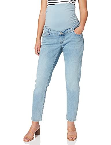 Noppies Jeans OTB 7/8 Slim Mila Vintage Blue Blue-P146, W26 para Mujer
